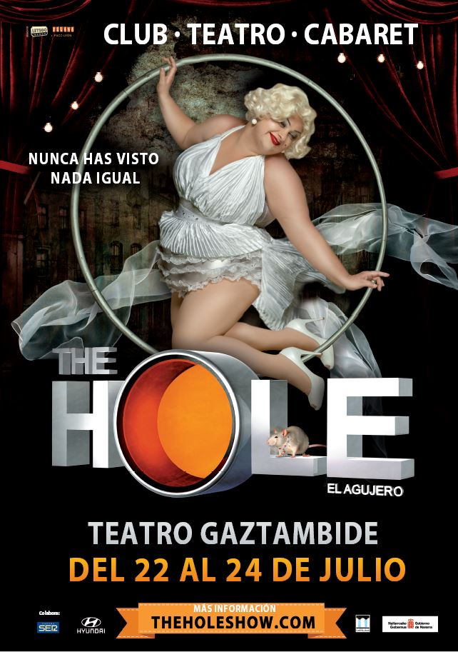 THE HOLE. Club, Teatro, Cabaret - 4