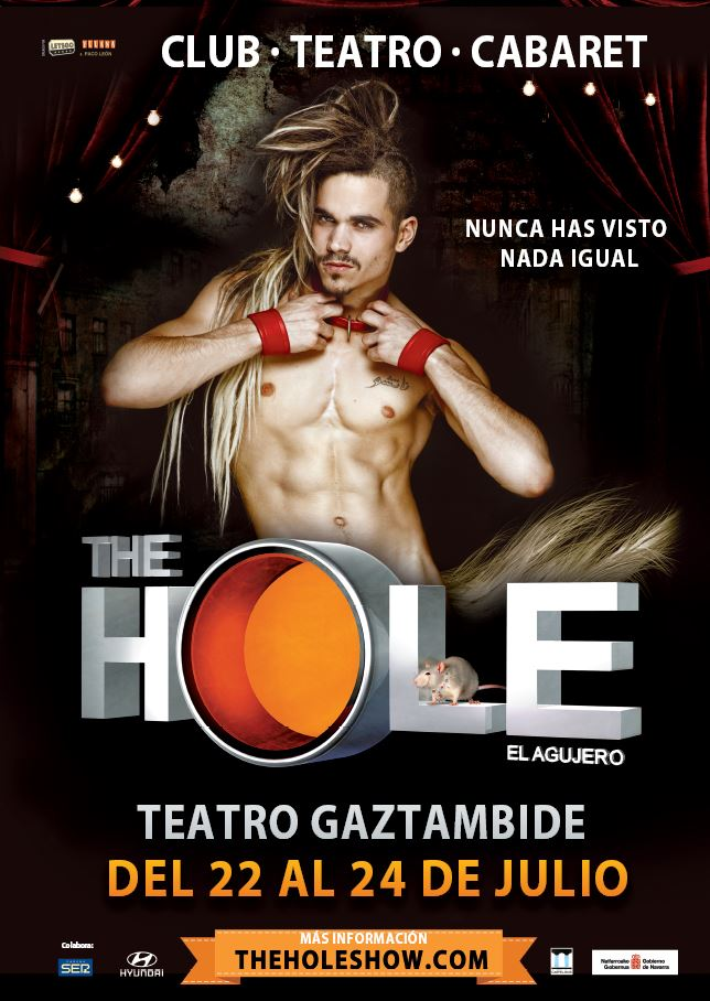 THE HOLE. Club, Teatro, Cabaret - 5