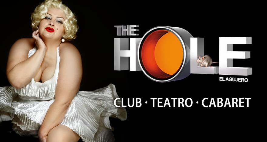 THE HOLE. Club, Teatro, Cabaret - 1